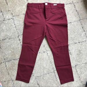 Two pairs of Gap dress pants